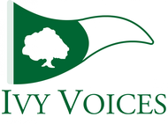 Logo for Ivy Voices - Entry #65