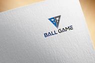 Ball Game Logo - Entry #97
