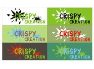 Crispy Creations logo - Entry #71