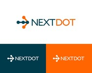 Next Dot Logo - Entry #276