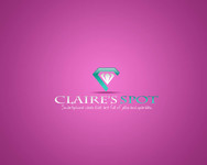 Claire's Spot Logo - Entry #82