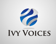 Logo for Ivy Voices - Entry #137