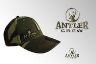 Antler Crew Logo - Entry #204