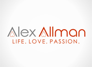Alex Allman Logo - Entry #23