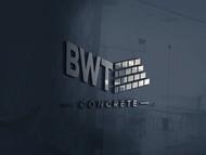 BWT Concrete Logo - Entry #344