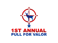 1st Annual Pull For Valor Logo - Entry #39