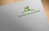 Go Dog Go galleries Logo - Entry #12