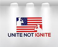Unite not Ignite Logo - Entry #62