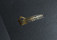 Shepherd Drywall Logo - Entry #141