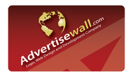 Advertisewall.com Logo - Entry #13