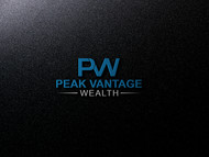 Peak Vantage Wealth Logo - Entry #32
