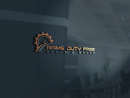 Rams Duty Free + Smoke & Booze Logo - Entry #14