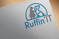 Ruffin'It Logo - Entry #187
