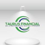 "Taurus Financial (or just ""Taurus"") Logo - Entry #131"