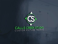 Calls Creek Studio Logo - Entry #135