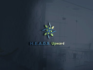 H.E.A.D.S. Upward Logo - Entry #244