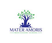 Mater Amoris Montessori School Logo - Entry #752