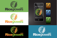 Ricegrowers.com Logo - Entry #125