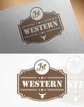 JRT Western Logo - Entry #217