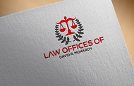 Law Offices of David R. Monarch Logo - Entry #205