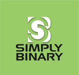Simply Binary Logo - Entry #127