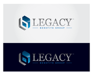 Legacy Benefits Group Logo - Entry #48