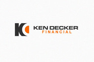 Ken Decker Financial Logo - Entry #34
