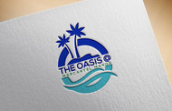 The Oasis @ Marcantel Manor Logo - Entry #32