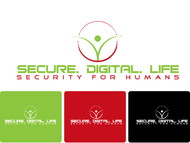 Secure. Digital. Life Logo - Entry #110
