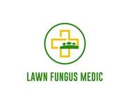 Lawn Fungus Medic Logo - Entry #168