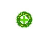 Lawn Fungus Medic Logo - Entry #78