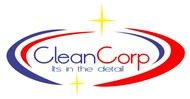 B2B Cleaning Janitorial services Logo - Entry #96