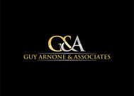 Guy Arnone & Associates Logo - Entry #29