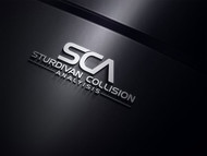 Sturdivan Collision Analyisis.  SCA Logo - Entry #30