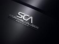 Sturdivan Collision Analyisis.  SCA Logo - Entry #30