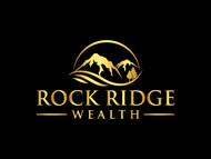 Rock Ridge Wealth Logo - Entry #352