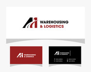 A1 Warehousing & Logistics Logo - Entry #217