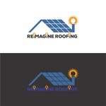 Reimagine Roofing Logo - Entry #48