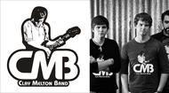 Clay Melton Band Logo - Entry #69