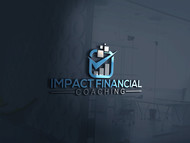 Impact Financial coaching Logo - Entry #34