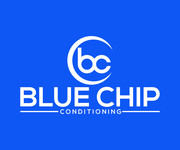 Blue Chip Conditioning Logo - Entry #110