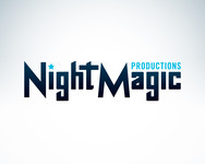 Night Magic Productions Logo - Entry #10
