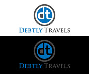 Debtly Travels  Logo - Entry #157