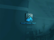 Customer First Communications Logo - Entry #55