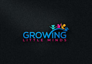 Growing Little Minds Early Learning Center or Growing Little Minds Logo - Entry #161