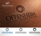 Law Firm Logo, Offenheim           Serious Injury Lawyers - Entry #200