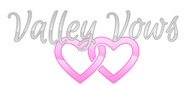 Valley Vows Logo - Entry #117