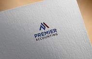 Premier Accounting Logo - Entry #180