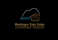 Bootlegger Lake Lodge - Silverthorne, Colorado Logo - Entry #104