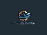 Masters Marine Logo - Entry #262